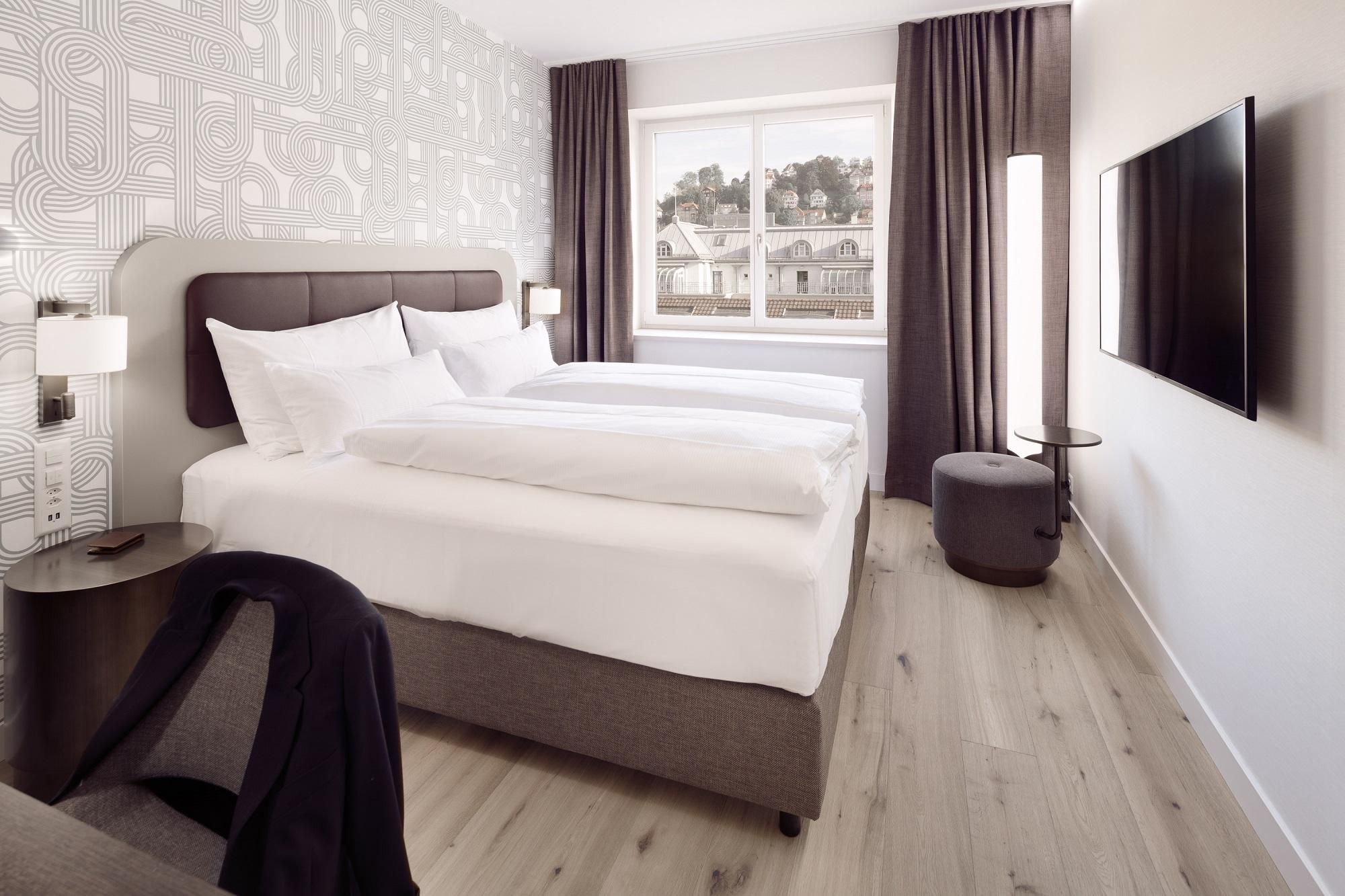 Business Zimmer Hotel Walhalla St Gallen
