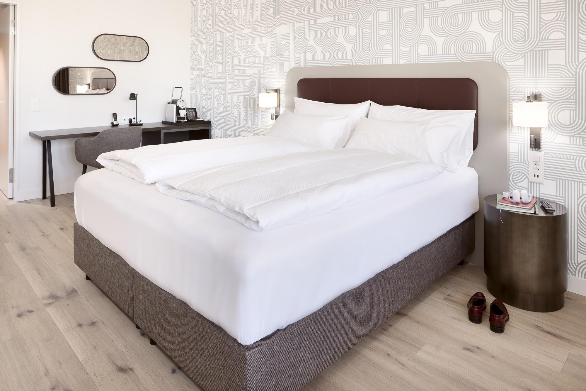 Deluxe Zimmer im Hotel Walhalla in St. Gallen